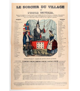 Le sorcier du village / IMAGINALES