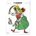 """Grande affiche """"Madame Croquemitaine"""""""