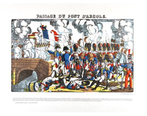 PASSAGE DU PONT D'ARCOLE