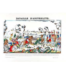 BATAILLE D'AUSTERLITZ par François Georgin