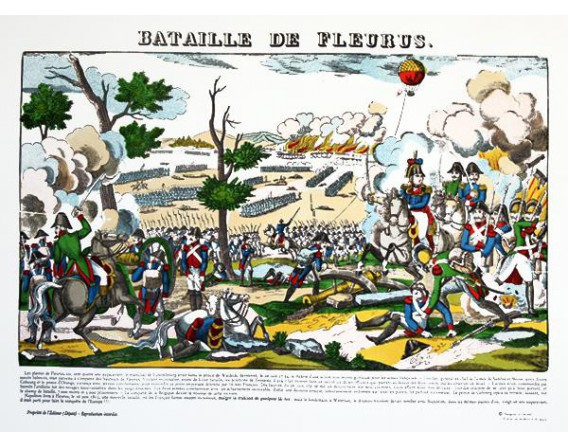 BATAILLE DE FLEURUS