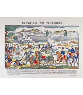 Bataille de Marengo par François Georgin