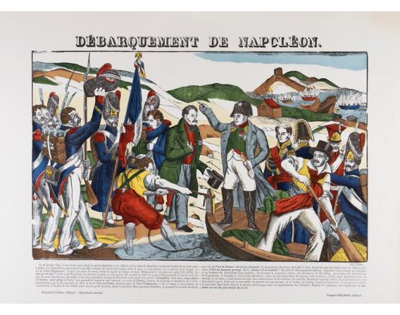 Débarquement de Napoléon
