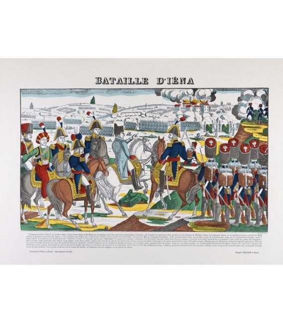 Bataille d'Iena par François Georgin
