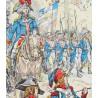 Le Général Kléber à la sorie de Mayence par Job