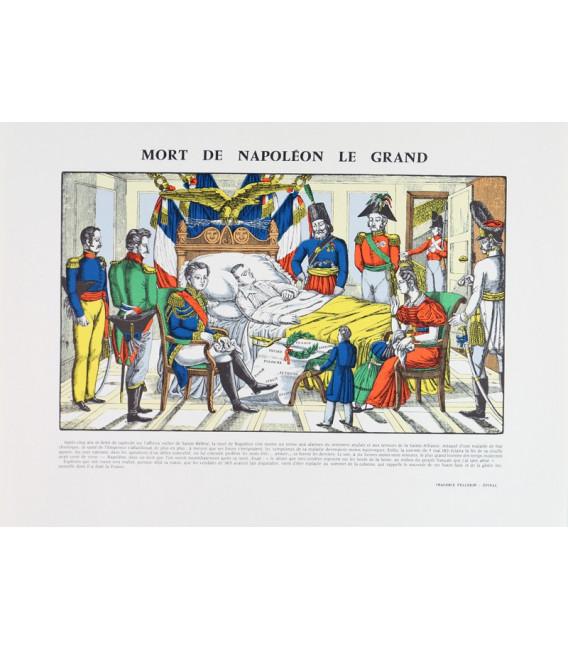 Mort de Napoléon le Grand