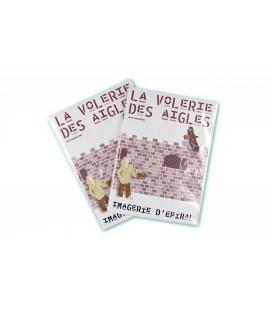 """Lot de 2 jeux de construction """"Volerie des aigles"""""""