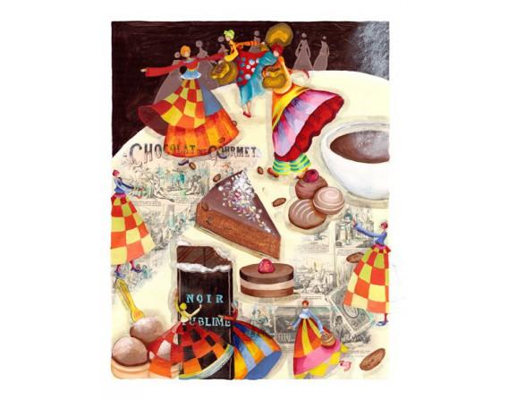 Le chocolat / BONNES AFFAIRES