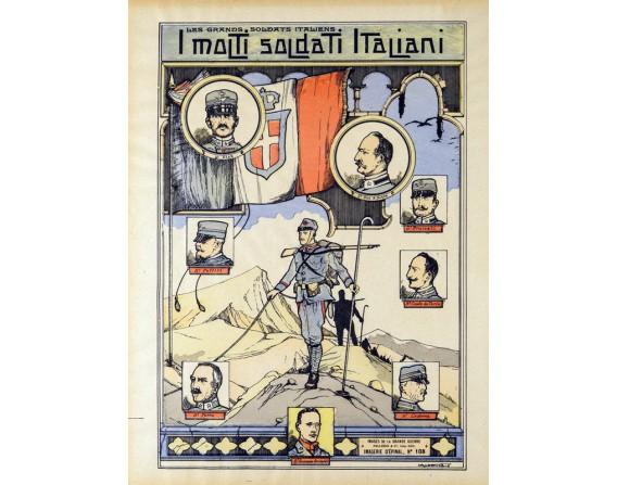 LES GRANDS SOLDATS ITALIENS