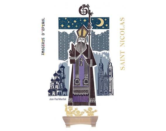 Magnet Saint-Nicolas par JP Marchal