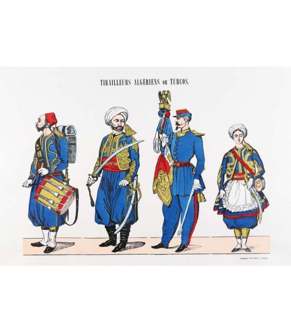 Tirailleurs algériens
