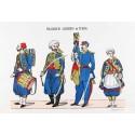 Tirailleurs algériens ou turcos