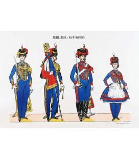 Artillerie de la garde impériale