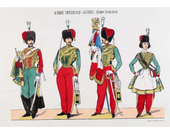 Garde impériale - guides