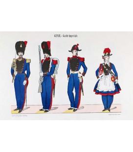 Genie de la Garde impériale