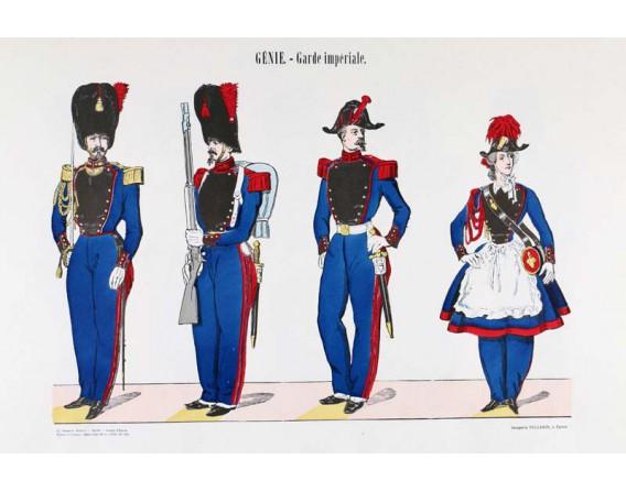 Genie Garde impériale