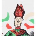 "Image ""Saint Nicolas"" Petit Format de Serge Bloch"
