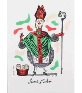 "Image ""Saint Nicolas"" petit format"