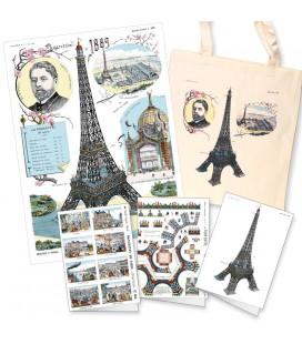 Coffret Paris XIXème siècle