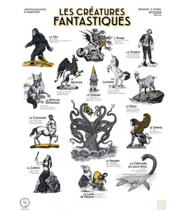 """Image """"Les créatures fantastiques"""""""
