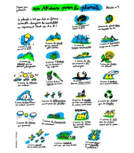 """Image """"ABCdaire pour la planète"""""""