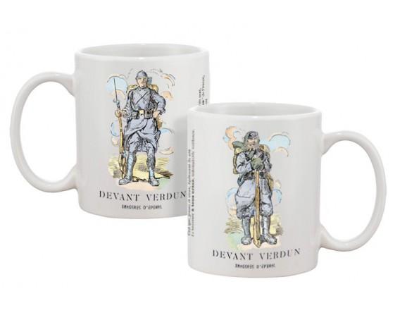 "Mug ""Verdun"""