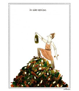 "Image ""In vino veritas"""