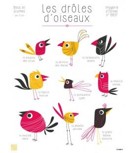 """Affiche """"Le flair du vétérinaire"""" par Clod"""