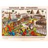 BATAILLE DES PYRAMIDES par François GEORGIN