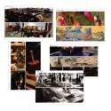 Lot de 10 cartes postales Atelier de production Imagerie d'Epinal