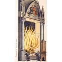 GRAND THÉATRE NOUVEAU Salle du Manoir gothique -COULISSES