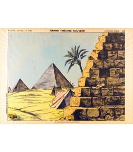 GRAND THÉATRE NOUVEAU Les Pyramides d'Egypte