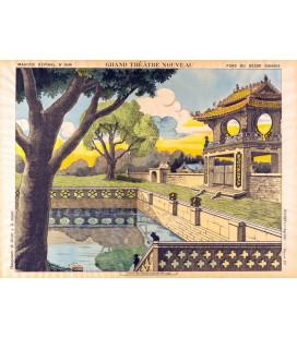 GRAND THÉATRE NOUVEAU palais chinois