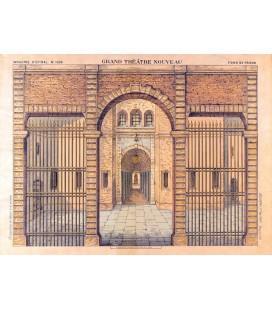 GRAND THÉATRE NOUVEAU Prison