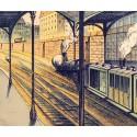 GRAND THÉATRE NOUVEAU Gare de Chemin de Fer