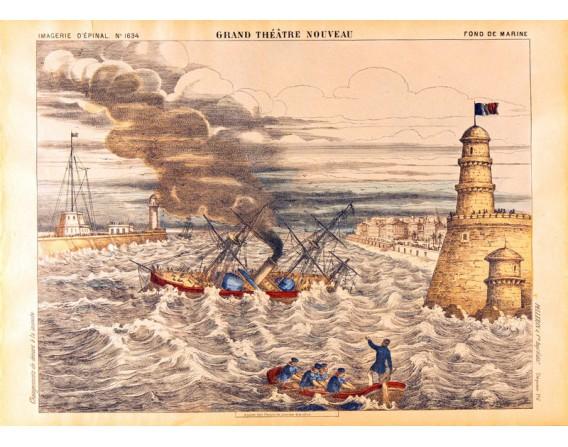 GRAND THÉATRE NOUVEAU Marine