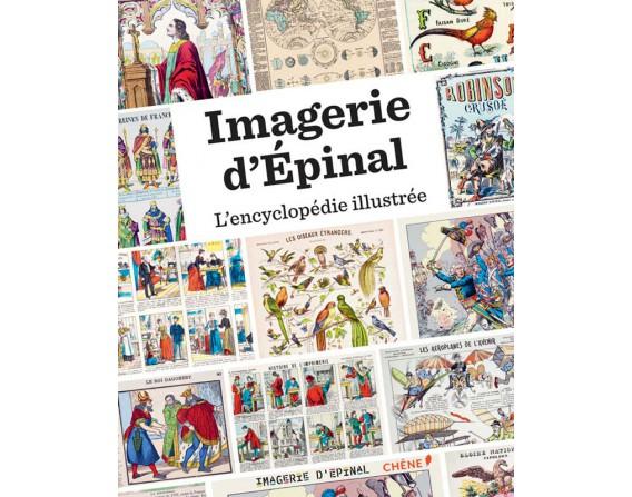 Encyclopédie illustrée, l'Imagerie d'Epinal
