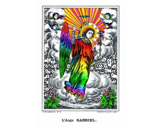 """Image """"Ange Gabriel"""" par Chanoir"""