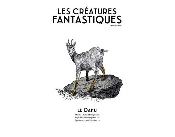 """Image """"Le Dahu"""" par Fortifem"""
