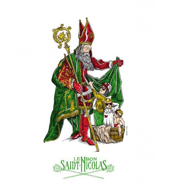 """Image """"Le bon Saint Nicolas"""""""