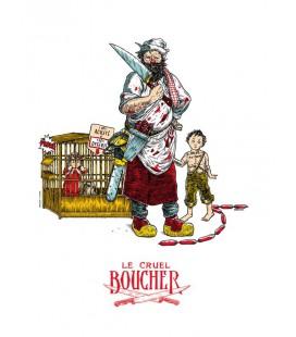 "Image ""Le cruel boucher"""