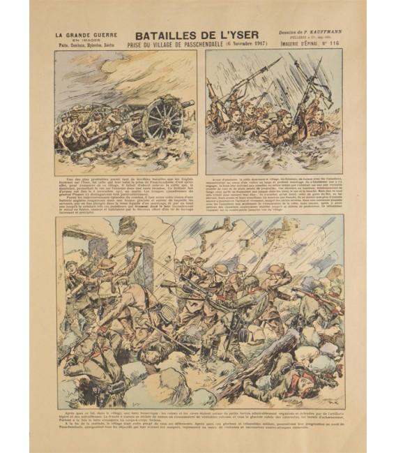 BATAILLES DE L'YSER