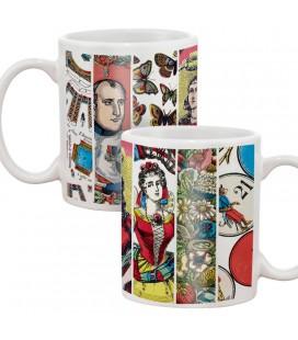 """Mug """"Imagerie d'Epinal"""""""