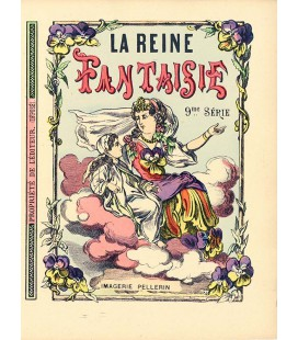 "Collection Edition Originale ""La Reine Fantaisie"""