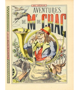 "Collection Edition Originale ""Aventures de Mr de CRAC"""