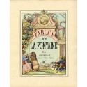 """Collection Edition Originale """"Fables de la Fontaine"""""""