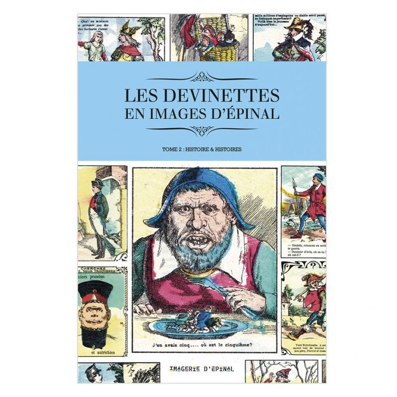 Album Devinettes Tome 2 Histoire Et Histoires Maison Images D Epinal
