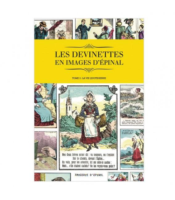 "Album ""Devinettes"" tome 3 (vie quotidienne)"