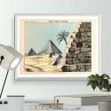 GRAND THÉATRE NOUVEAU Les Pyramides d'Egypte - FOND