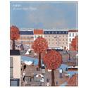 """Affiche """"Le canal Saint-Martin"""""""